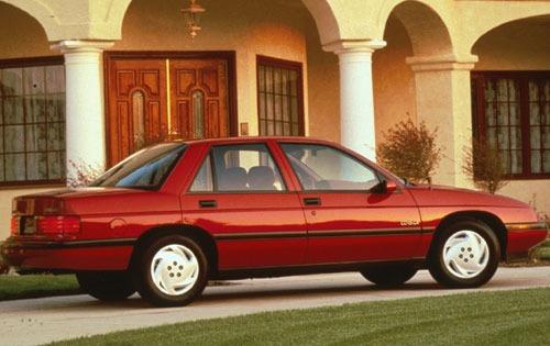 Chevrolet Corsica 1992 foto - 1