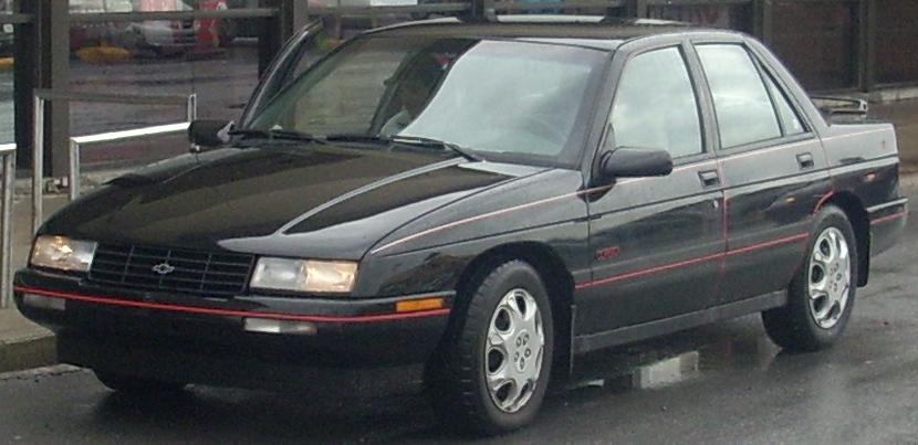 Chevrolet Corsica 1993 foto - 2