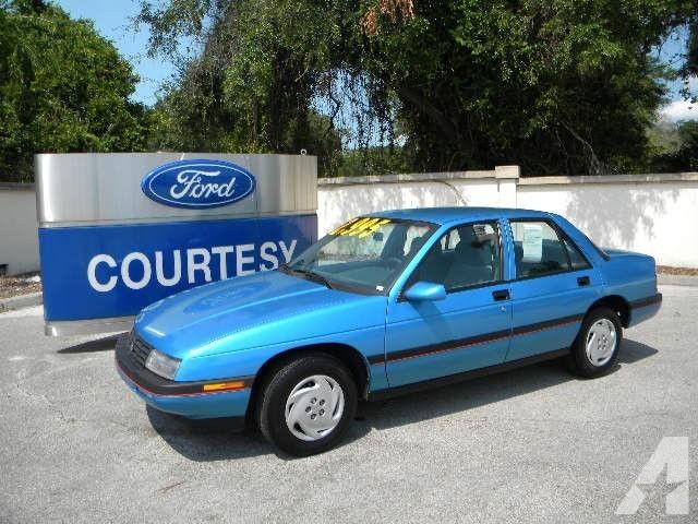 Chevrolet Corsica 1993 foto - 5