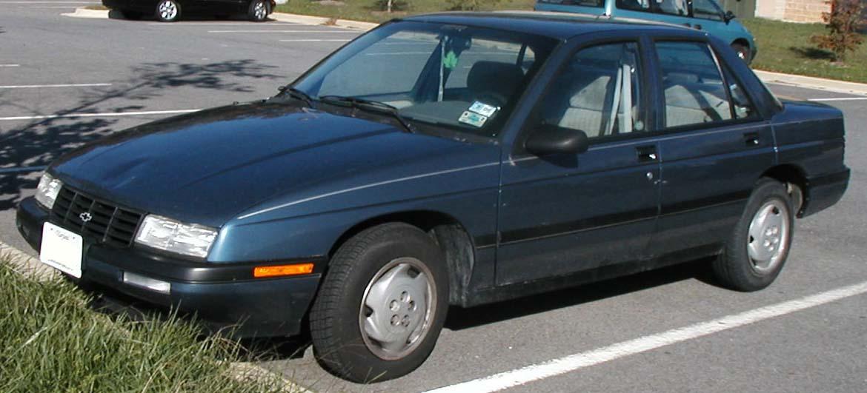 Chevrolet Corsica 1994 foto - 1