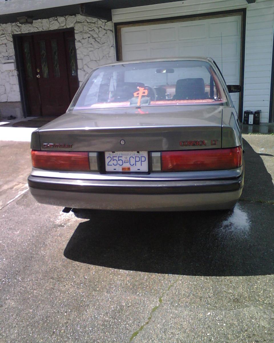 Chevrolet Corsica 1994 foto - 3