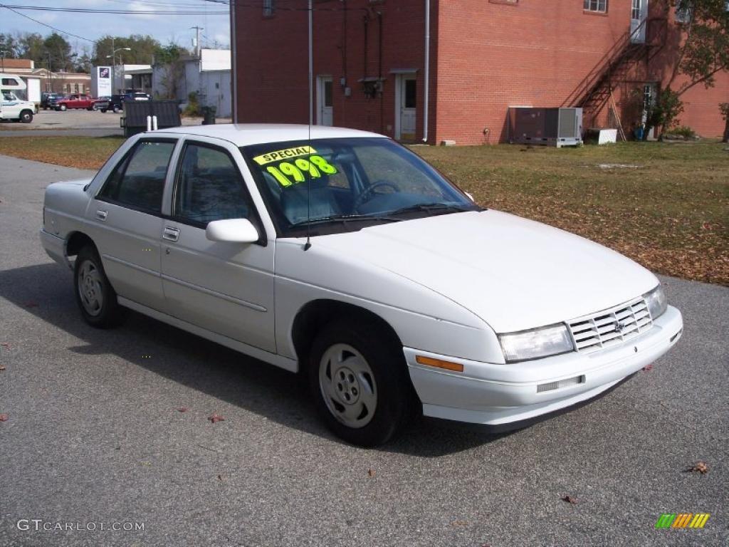 Chevrolet Corsica 1995 foto - 1