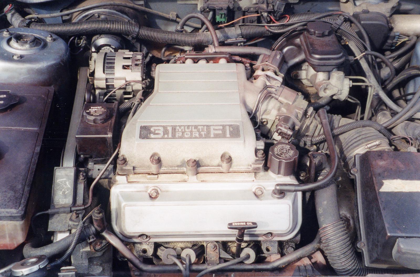 Chevrolet Corsica 1995 foto - 3