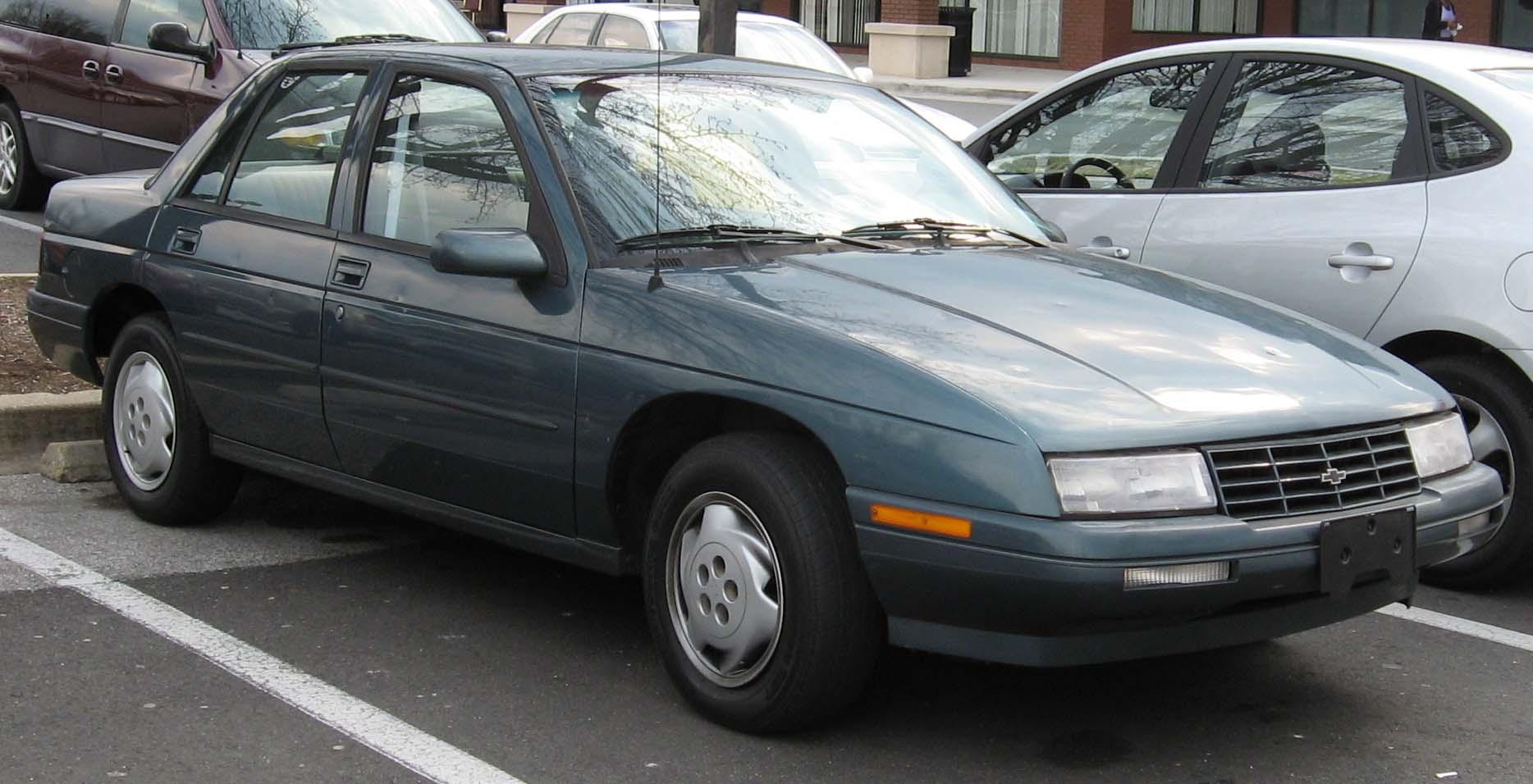 Chevrolet Corsica 1996 foto - 1