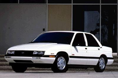 Chevrolet Corsica 1996 foto - 5