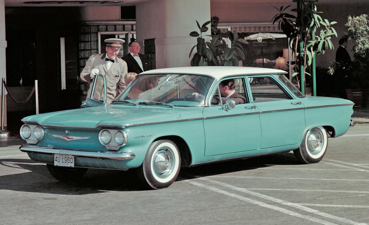 Chevrolet Corvair 1960 foto - 1