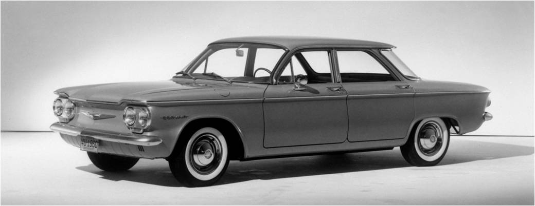 Chevrolet Corvair 1960 foto - 2