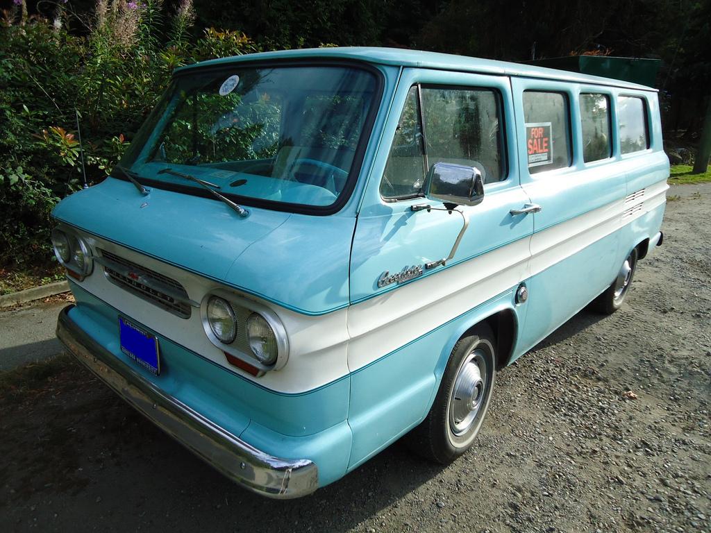 Chevrolet Corvair 1960 foto - 3