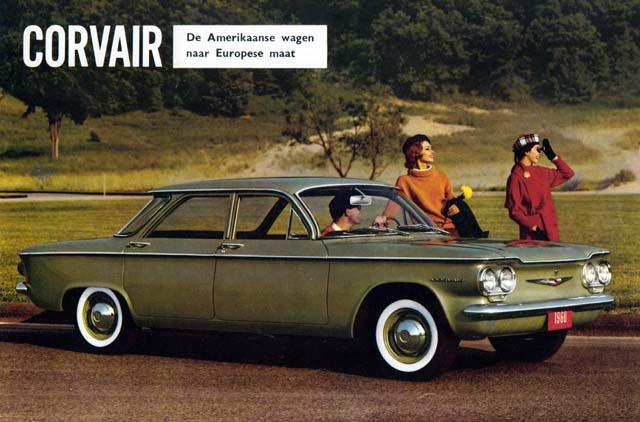 Chevrolet Corvair 1960 foto - 4