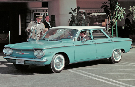 Chevrolet Corvair 1963 foto - 1