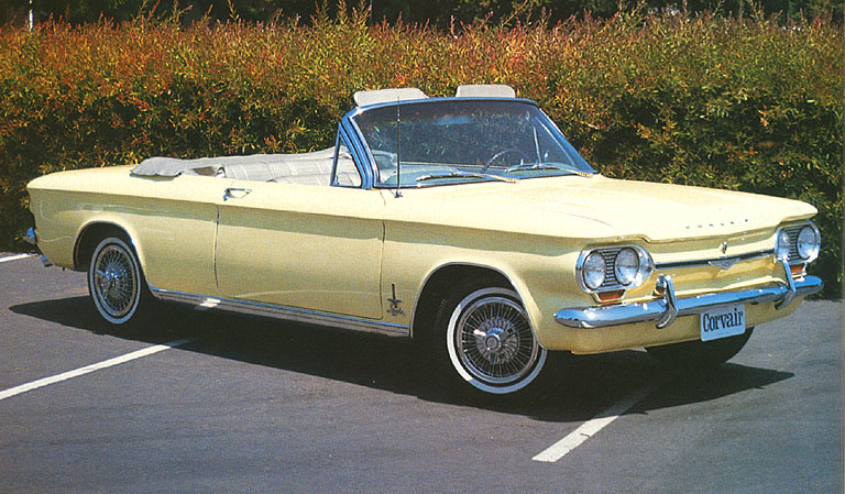 Chevrolet Corvair 1963 foto - 2