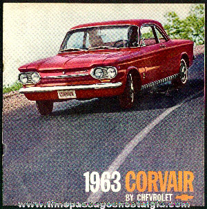 Chevrolet Corvair 1963 foto - 5