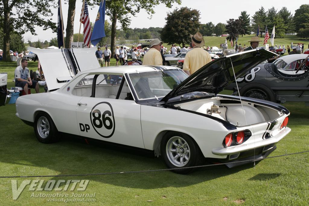 Chevrolet Corvair 1966 foto - 5