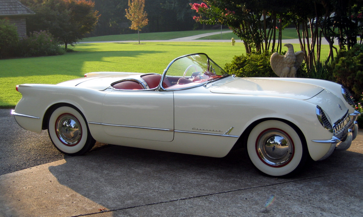 Chevrolet Corvette 1953 foto - 2