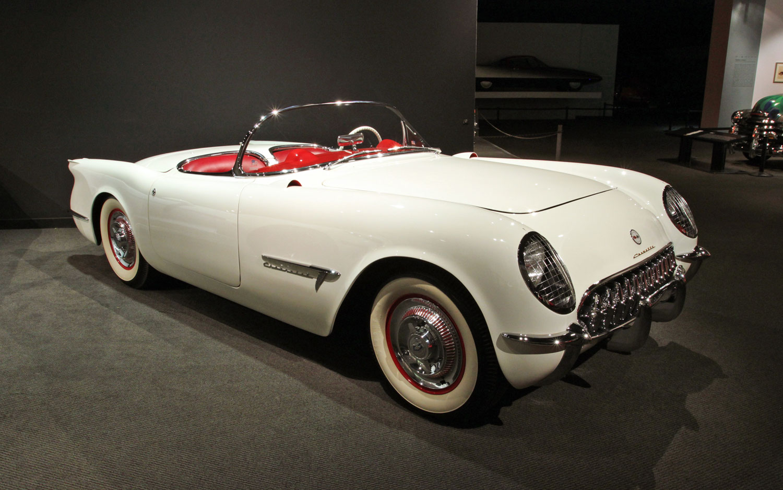 Chevrolet Corvette 1953 foto - 3