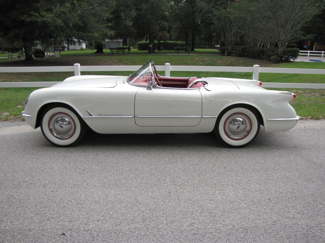 Chevrolet Corvette 1953 foto - 4