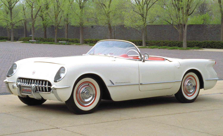 Chevrolet Corvette 1953 foto - 5