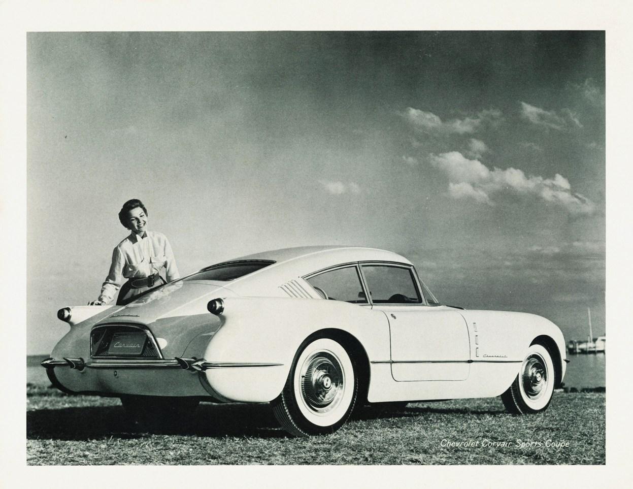 Chevrolet Corvette 1954 foto - 3