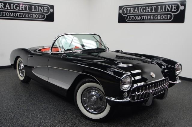 Chevrolet Corvette 1956 foto - 3