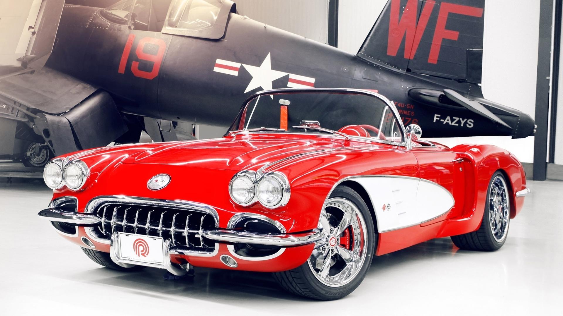 Chevrolet Corvette 1959 foto - 1