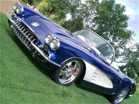 Chevrolet Corvette 1959 foto - 2