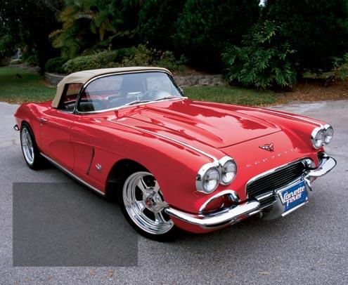 Chevrolet Corvette 1959 foto - 3