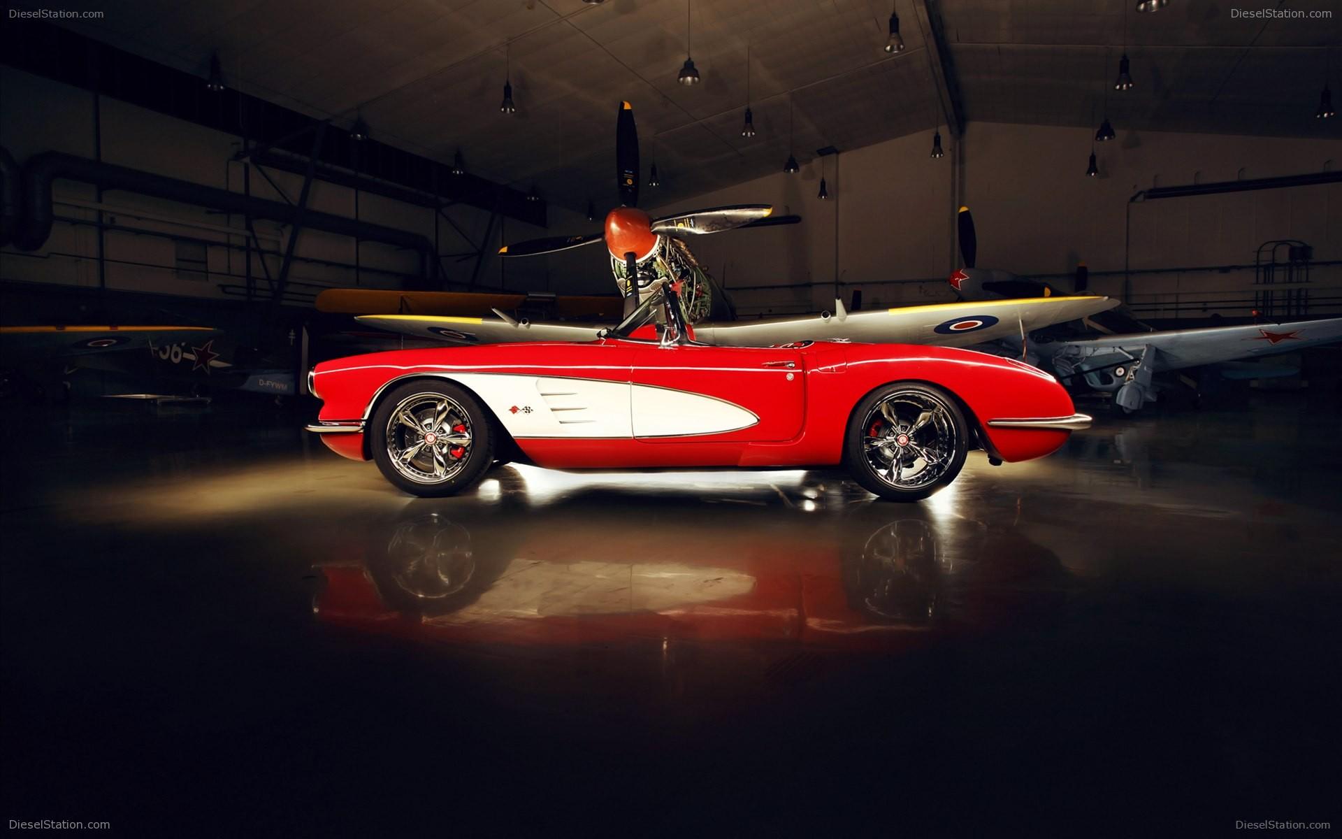 Chevrolet Corvette 1959 foto - 5