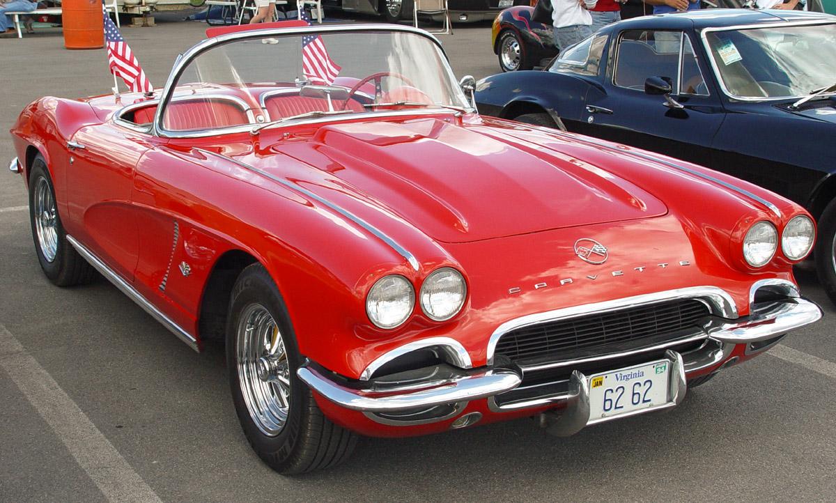 Chevrolet Corvette 1960 foto - 1