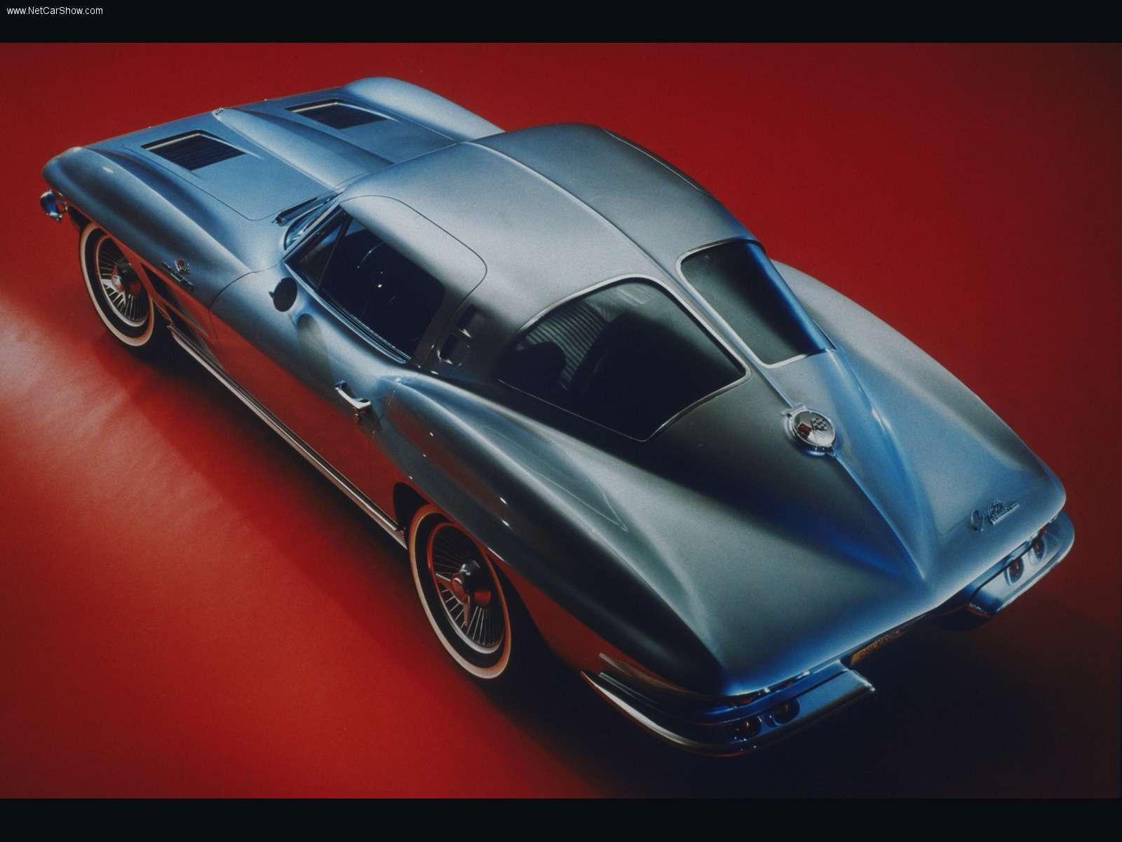 Chevrolet Corvette 1963 foto - 5