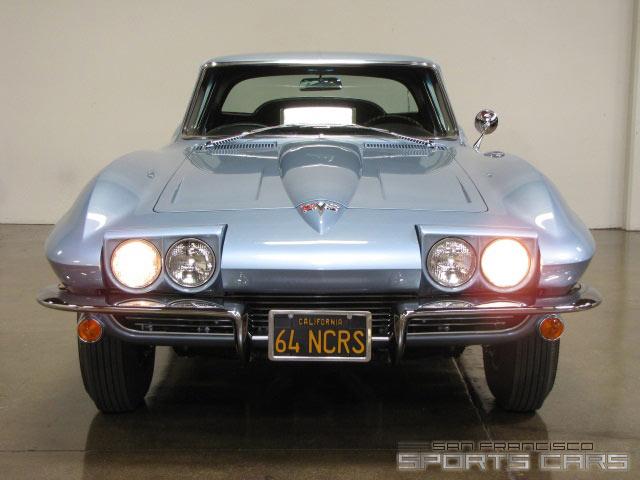 Chevrolet Corvette 1964 foto - 1