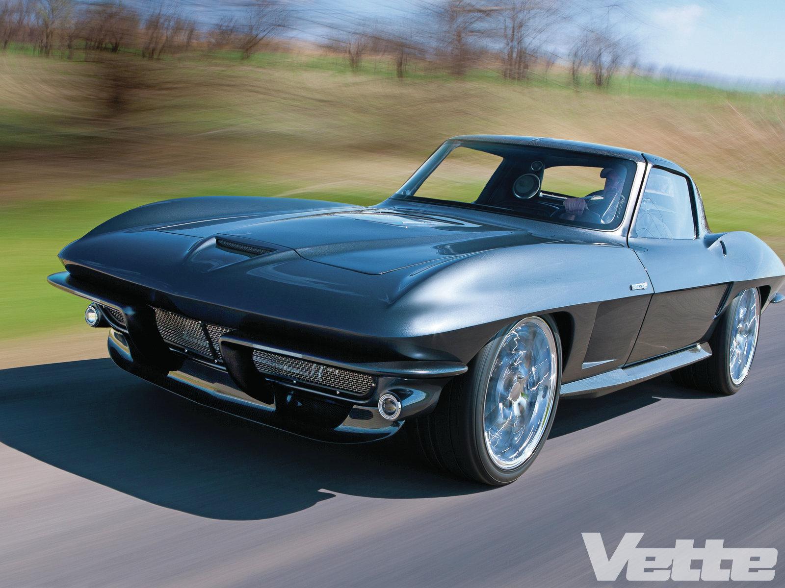 Chevrolet Corvette 1964 foto - 2