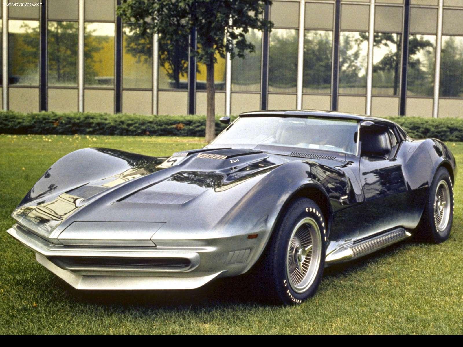 Chevrolet Corvette 1965 foto - 2