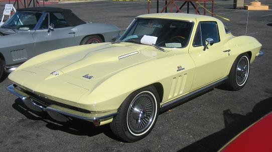 Chevrolet Corvette 1965 foto - 3