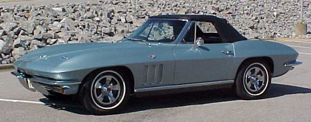 Chevrolet Corvette 1966 foto - 1