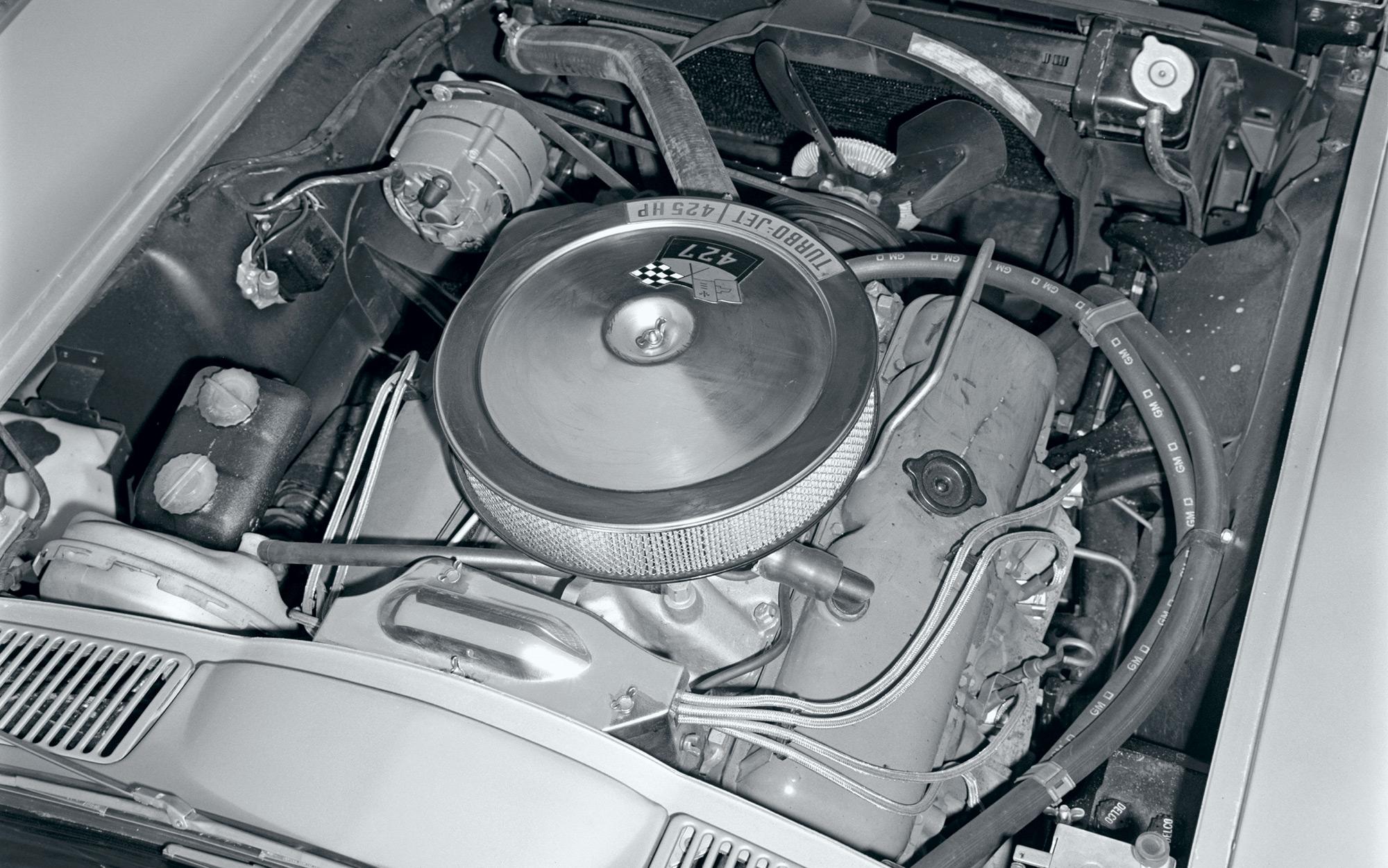 Chevrolet Corvette 1966 foto - 4