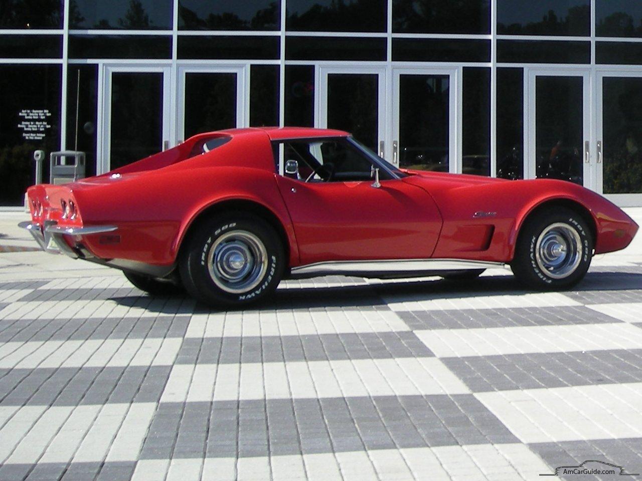 Chevrolet Corvette 1968 foto - 5