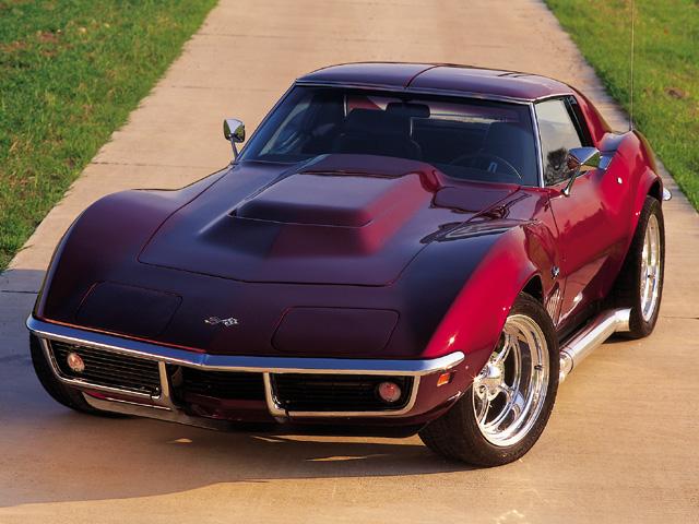 Chevrolet Corvette 1969 foto - 1