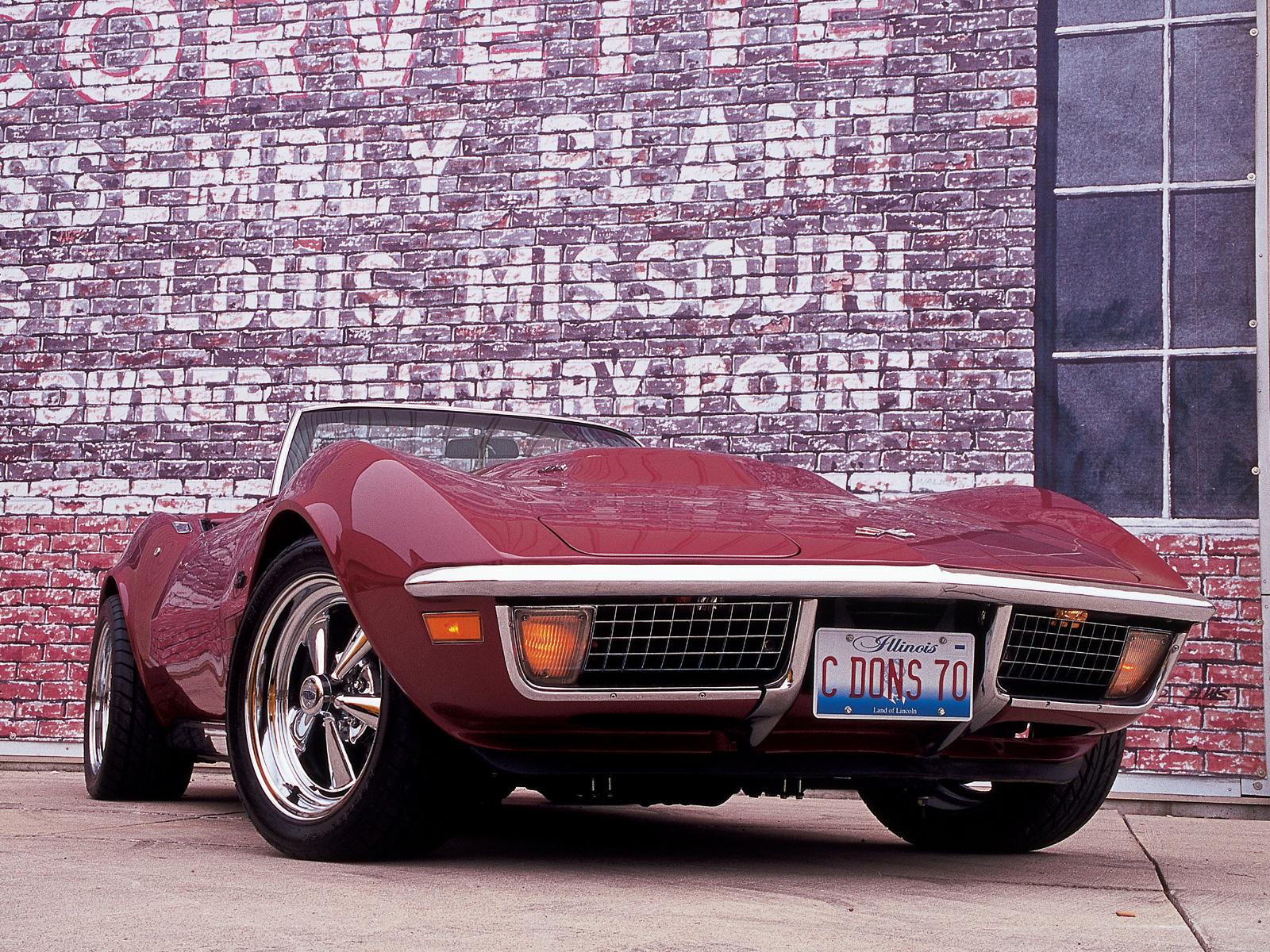 Chevrolet Corvette 1970 foto - 4