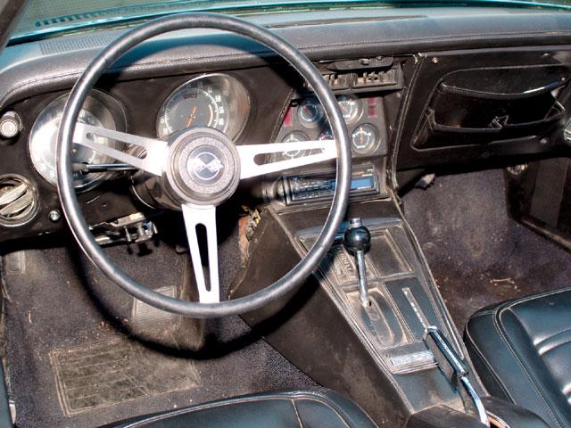 Chevrolet Corvette 1972 foto - 5
