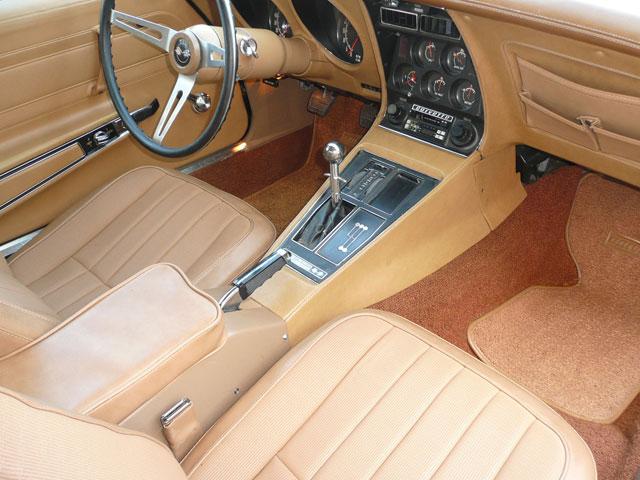 Chevrolet Corvette 1974 foto - 2
