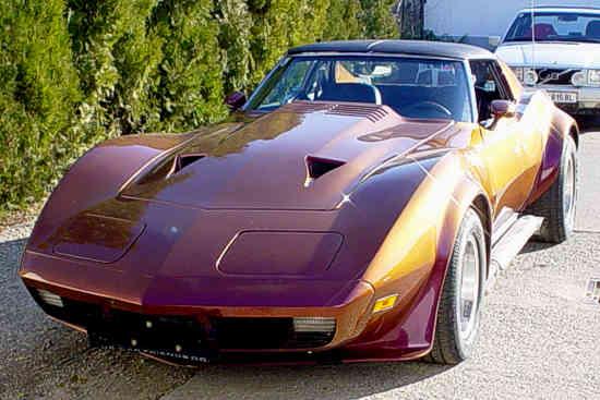 Chevrolet Corvette 1974 foto - 5