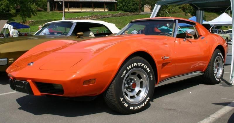 Chevrolet Corvette 1975 foto - 1