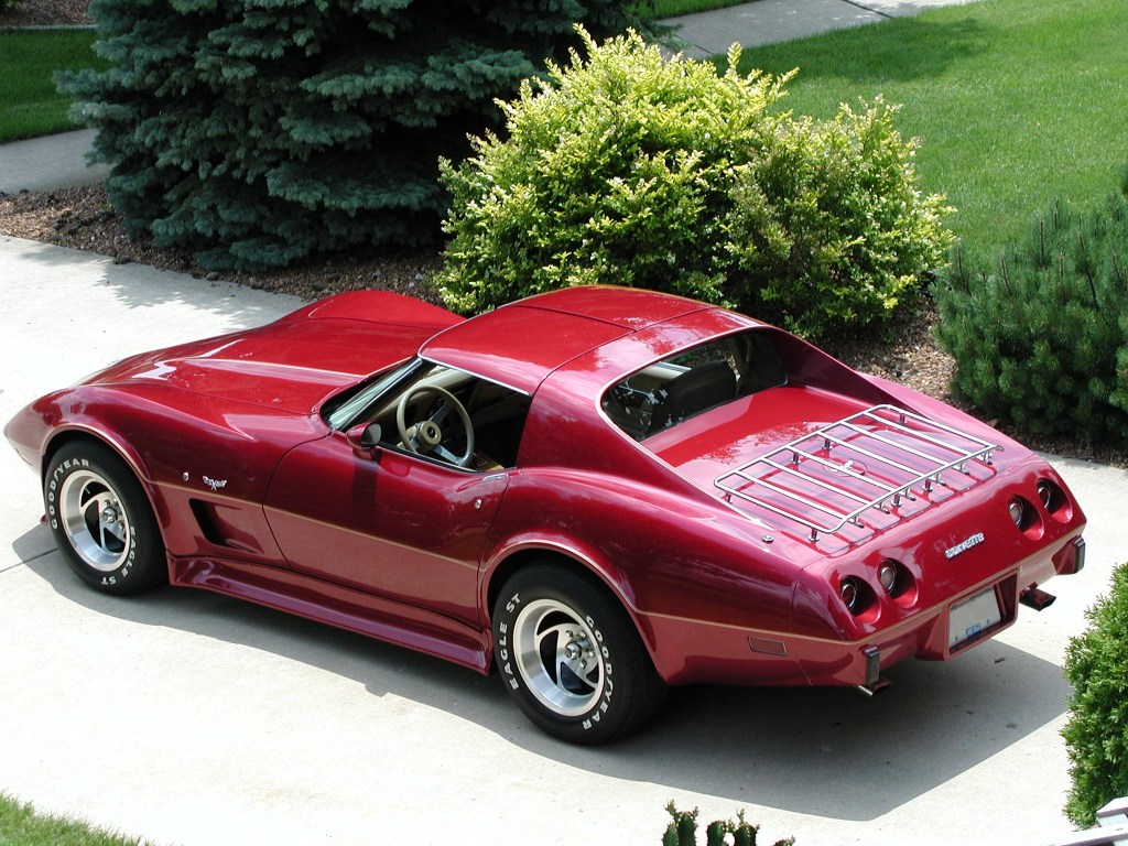 Chevrolet Corvette 1976 foto - 5