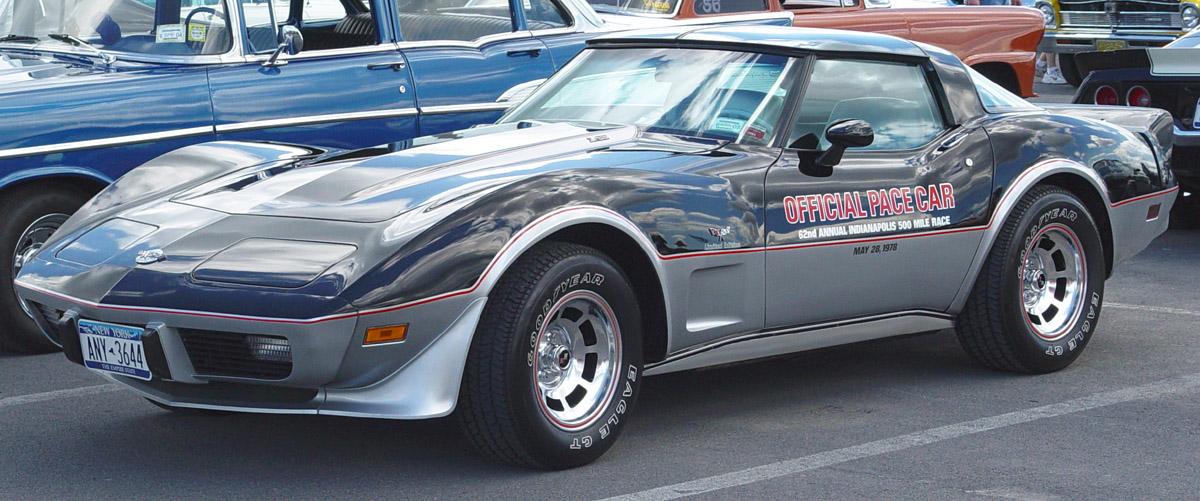 Chevrolet Corvette 1978 foto - 1