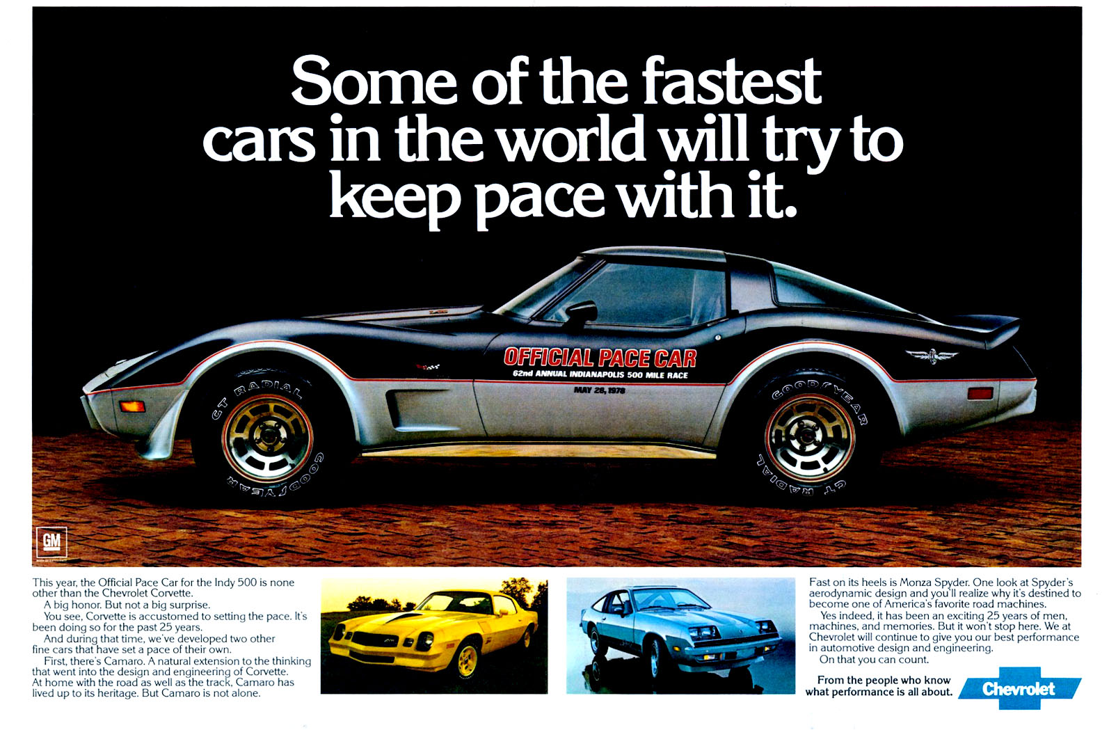 Chevrolet Corvette 1978 foto - 5