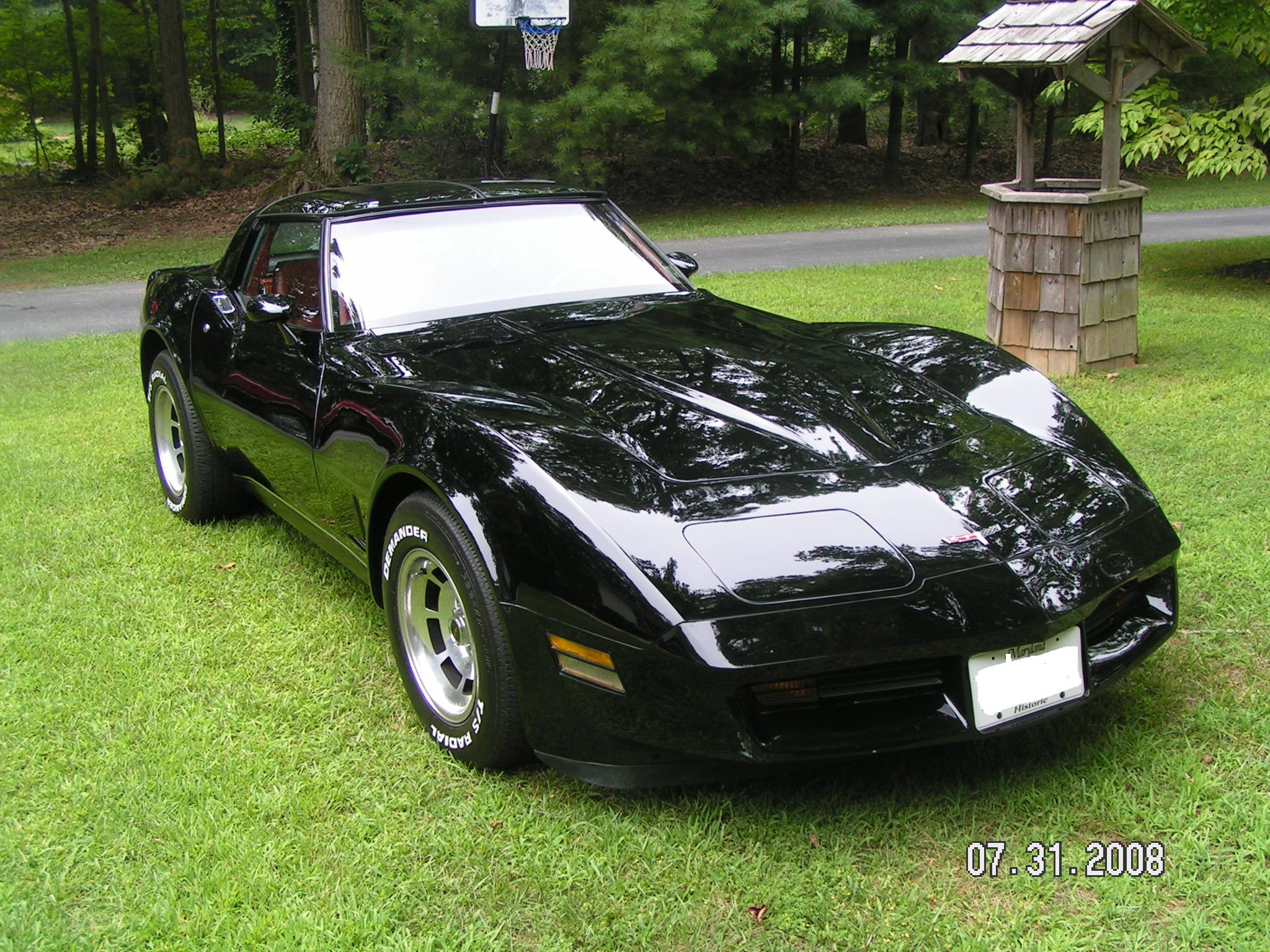 Chevrolet Corvette 1980 foto - 4