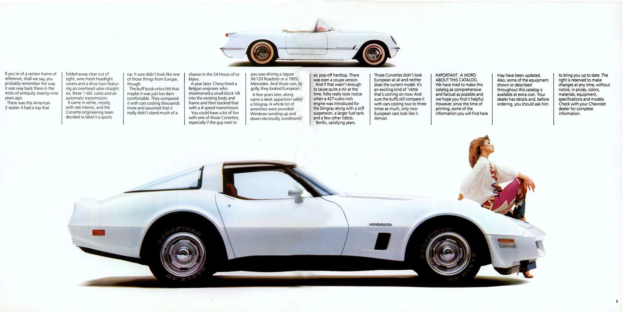 Chevrolet Corvette 1982 foto - 2