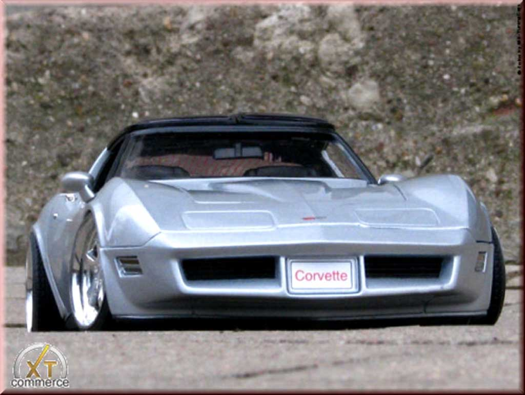 Chevrolet Corvette 1982 foto - 3