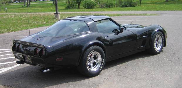 Chevrolet Corvette 1982 foto - 4