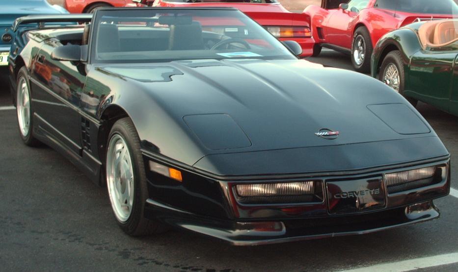 Chevrolet Corvette 1984 foto - 5